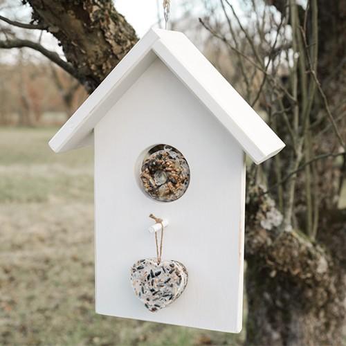 DIY: Vogelhäuschen selber machen  Home vogelhaus vogelfutterstation 1