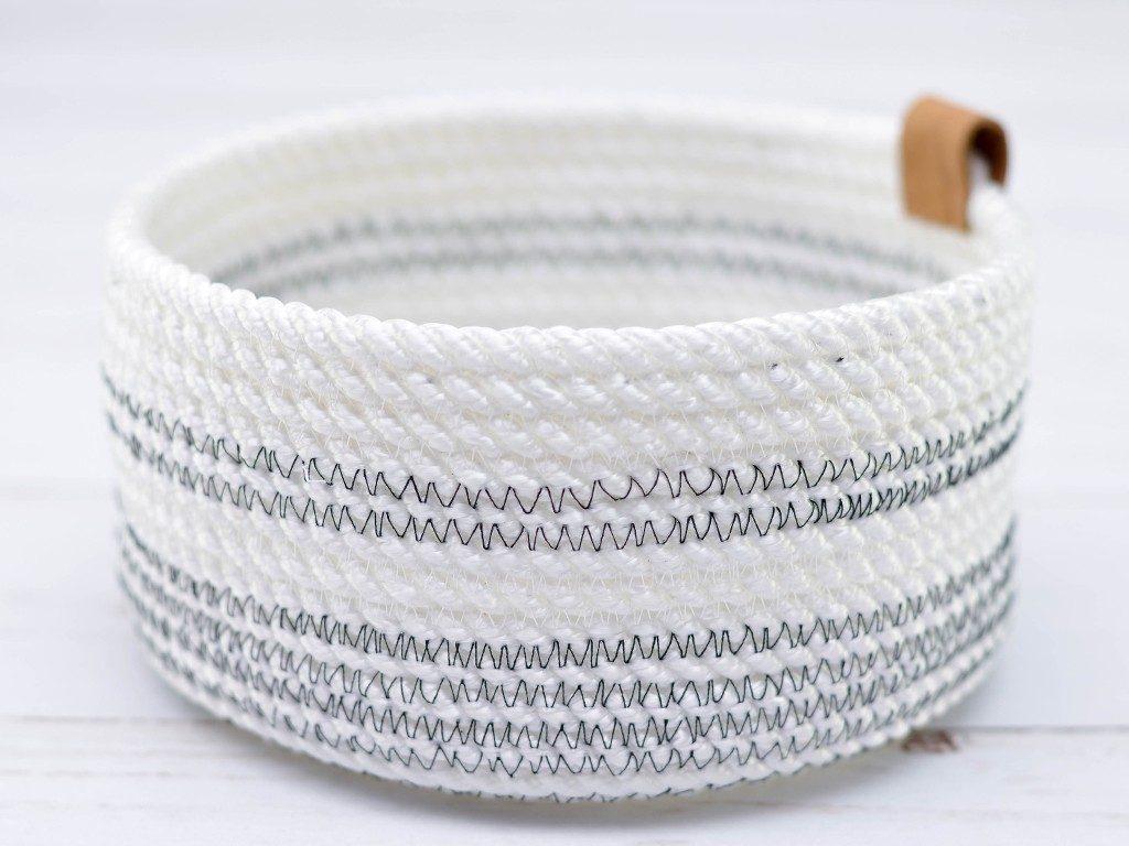 rope bowl diy Rope Bowl DIY: Die Schritt-für-Schritt Anleitung für deinen ersten Seilkorb ropebowl leder gro 1024x768