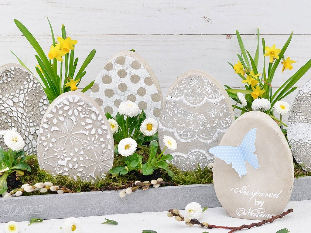 beton-eier und gießform DIY Osterdeko: Beton-Eier und Gießform selbst machen betoneier gieform selber bauen 1 1 1024x768