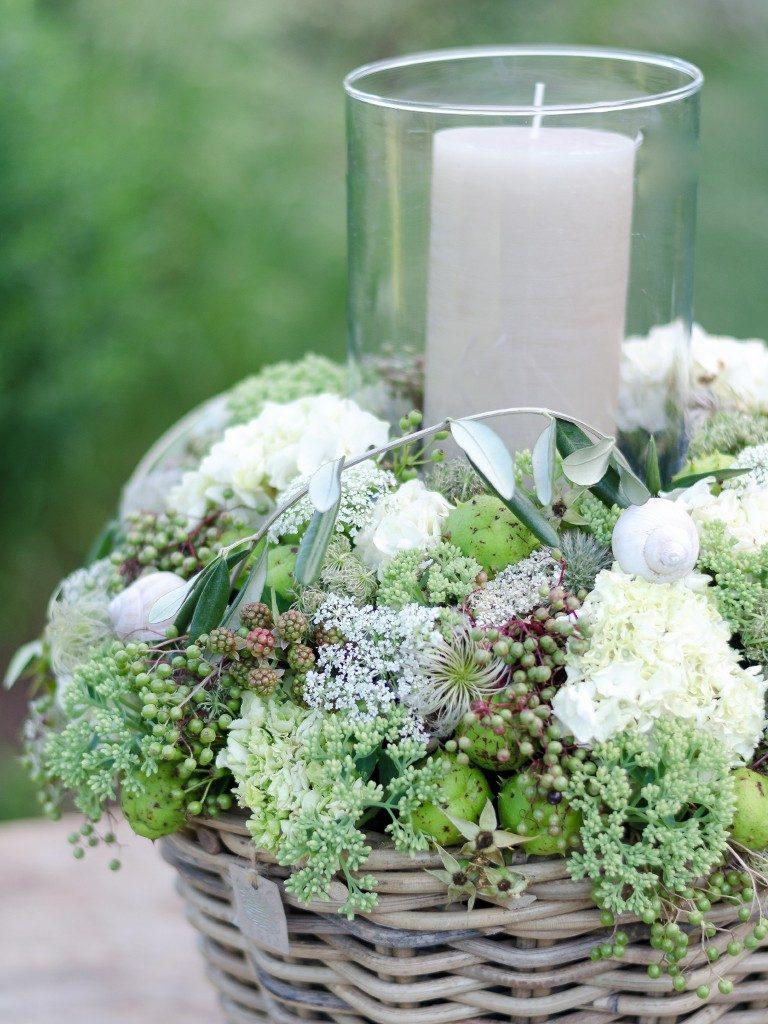 diy-hochzeitsgeschenk DIY-Hochzeitsgeschenk: Windlicht mit Hortensien, Beeren und Blüten windlicht hortensien beeren rot kerze 768x1024