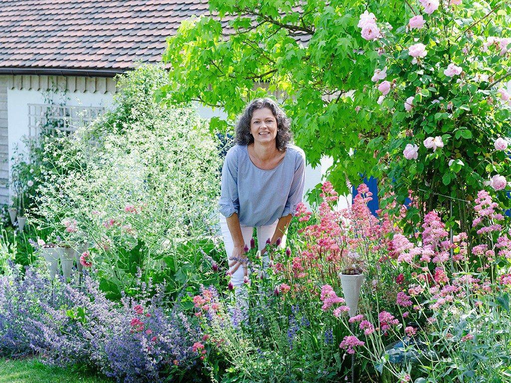 dekoideen für die gartengestaltung Tipps & Dekoideen für die Gartengestaltung: Gartenrundgang in meinem DekoideenReich gartenrundgang  1024x768