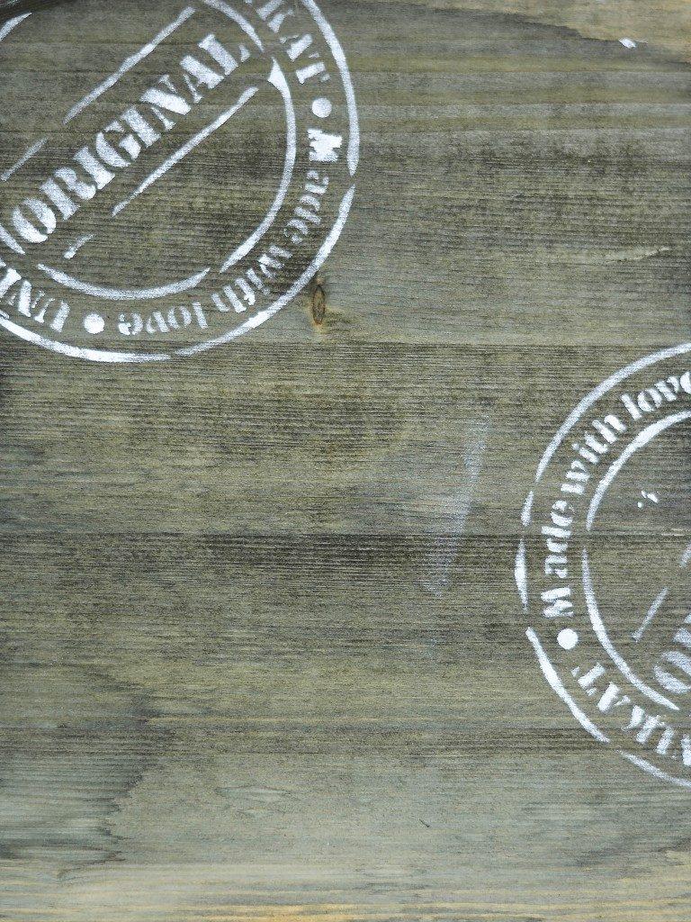 holz altern lassen Treibholz-Effekt: Holz mit Kaffee, Essigessenz und Stahlwolle altern lassen holz altern lassen 8 768x1024