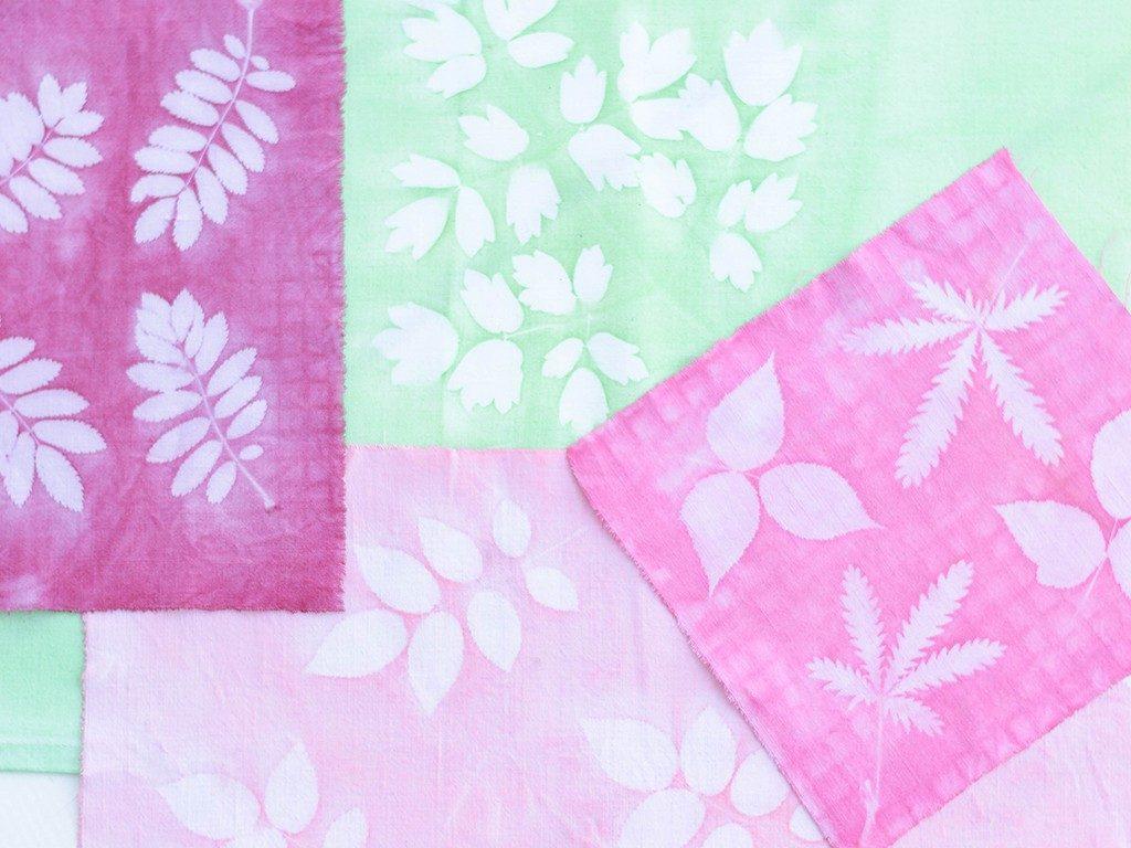 sunprint diy Sunprint DIY: So bedruckst du Kissenhüllen & andere Stoffe mit Blättern sunprint 14 1024x768