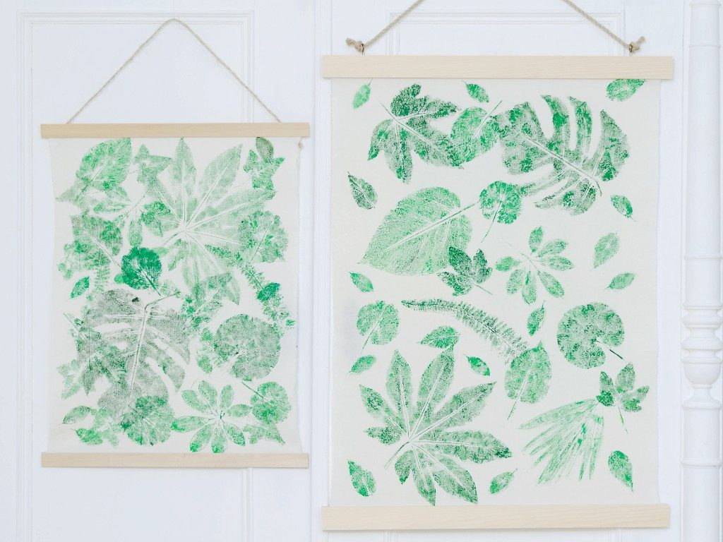 urban jungle wandbehang Stoffdruck mit Blättern: Dein Urban Jungle Wandbehang für den Dschungel zu Hause wandbehang urban jungle 4 kopie 2 1024x768