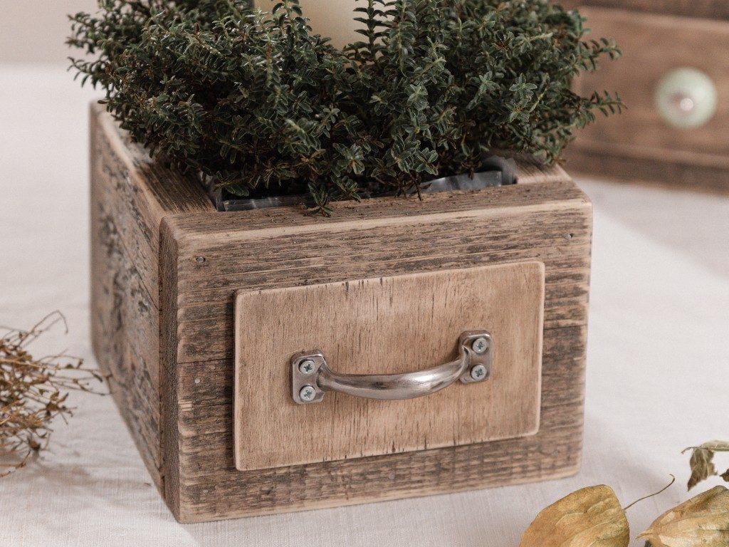 DIY: Deko-Holzschublade selber machen