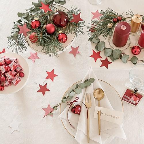 6 DIY-Ideen für Tischdeko Weihnachten  Home tischdeko weihnachten 2