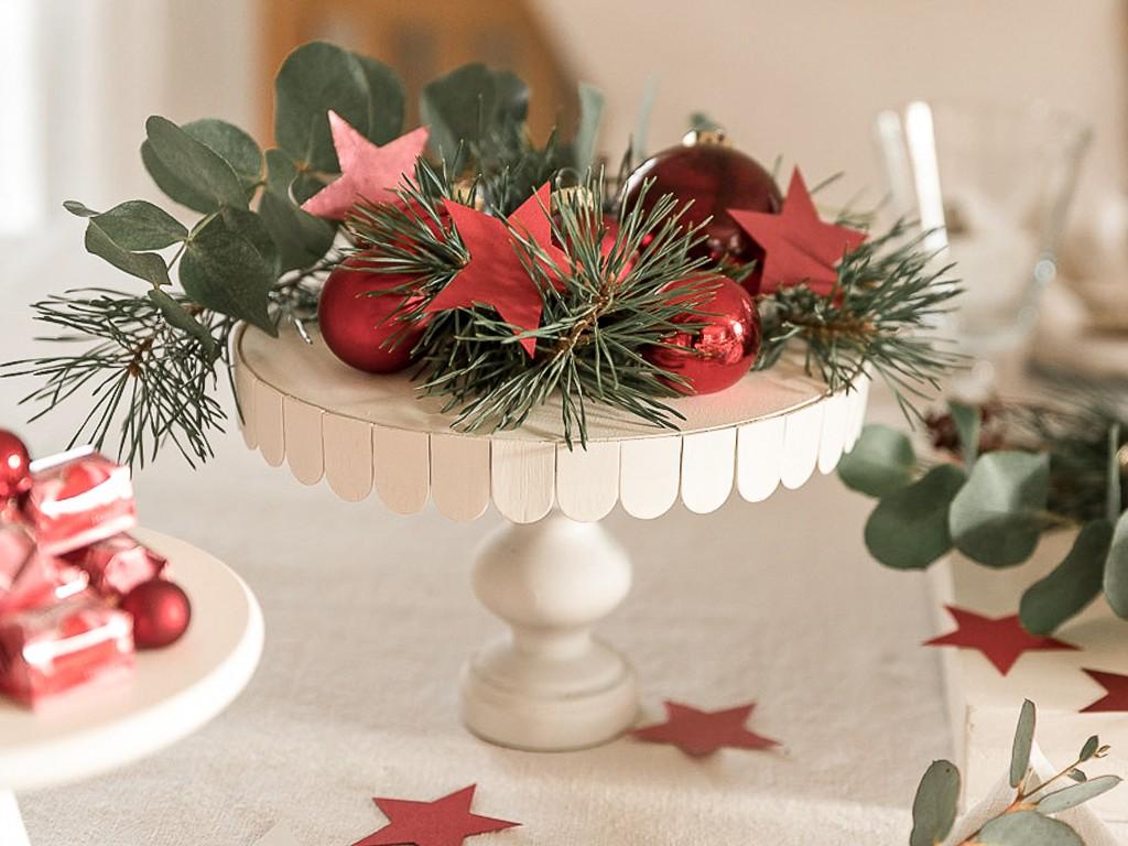 6 DIY-Ideen für Tischdeko Weihnachten [object object] DIY: festliche Tischdeko für deine Weihnachtstafel tischdeko weihnachten 33