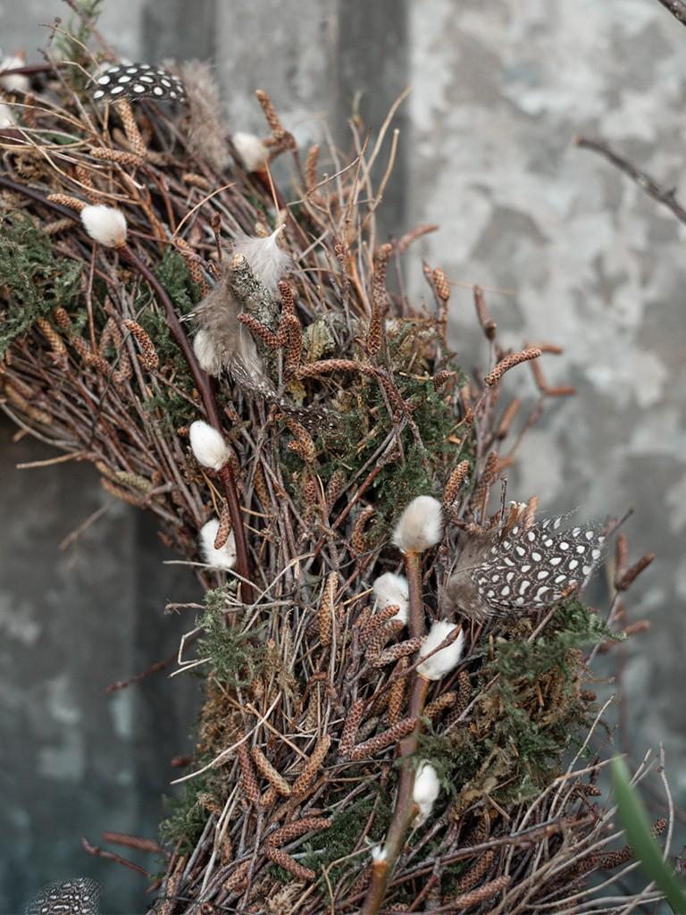 Kranz aus Birkenzweigen [object object] Den perfekten Frühlingskranz aus Zweigen binden, so bekommst Du´s hin kranz aus birkenzweigen 35