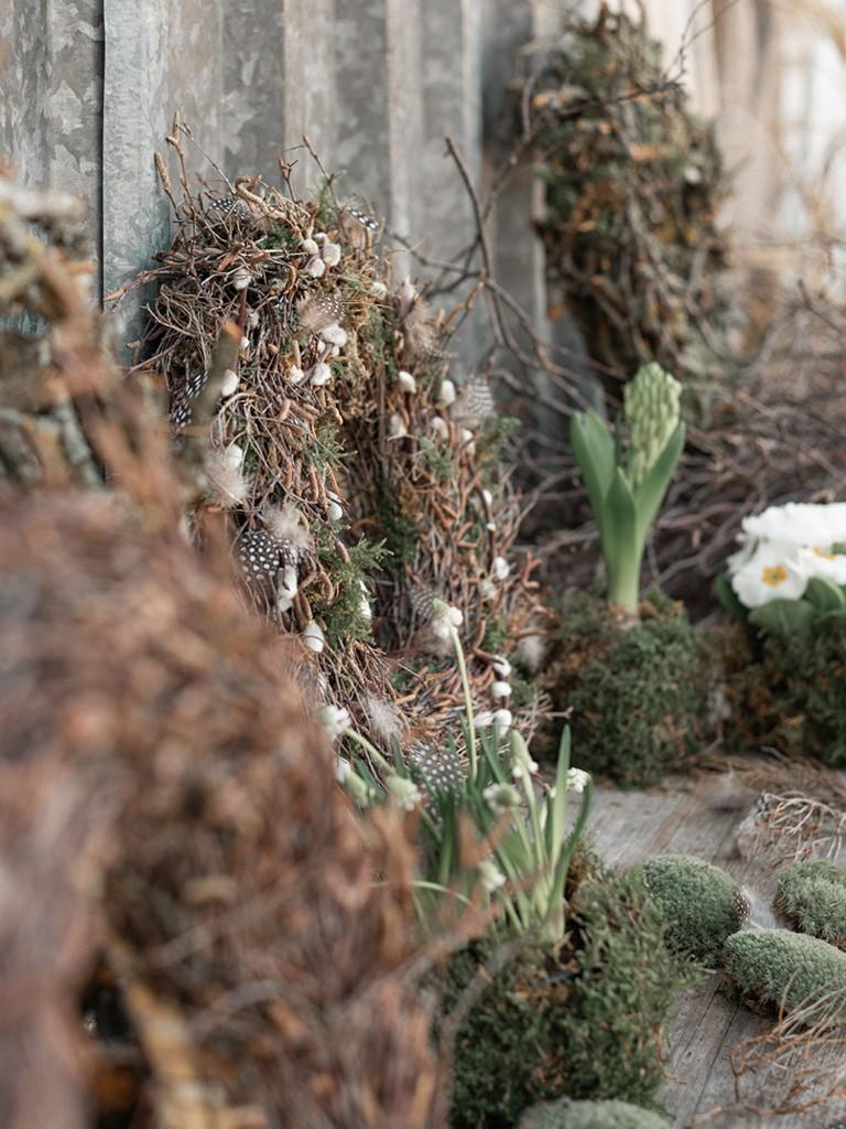 Kranz aus Birkenzweigen [object object] Den perfekten Frühlingskranz aus Zweigen binden, so bekommst Du´s hin kranz aus birkenzweigen 39
