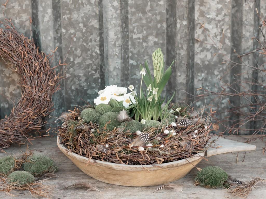 DIY: Kranz aus Birkenzweigen binden [object object] Den perfekten Frühlingskranz aus Zweigen binden, so bekommst Du´s hin kranz aus birkenzweigen 61