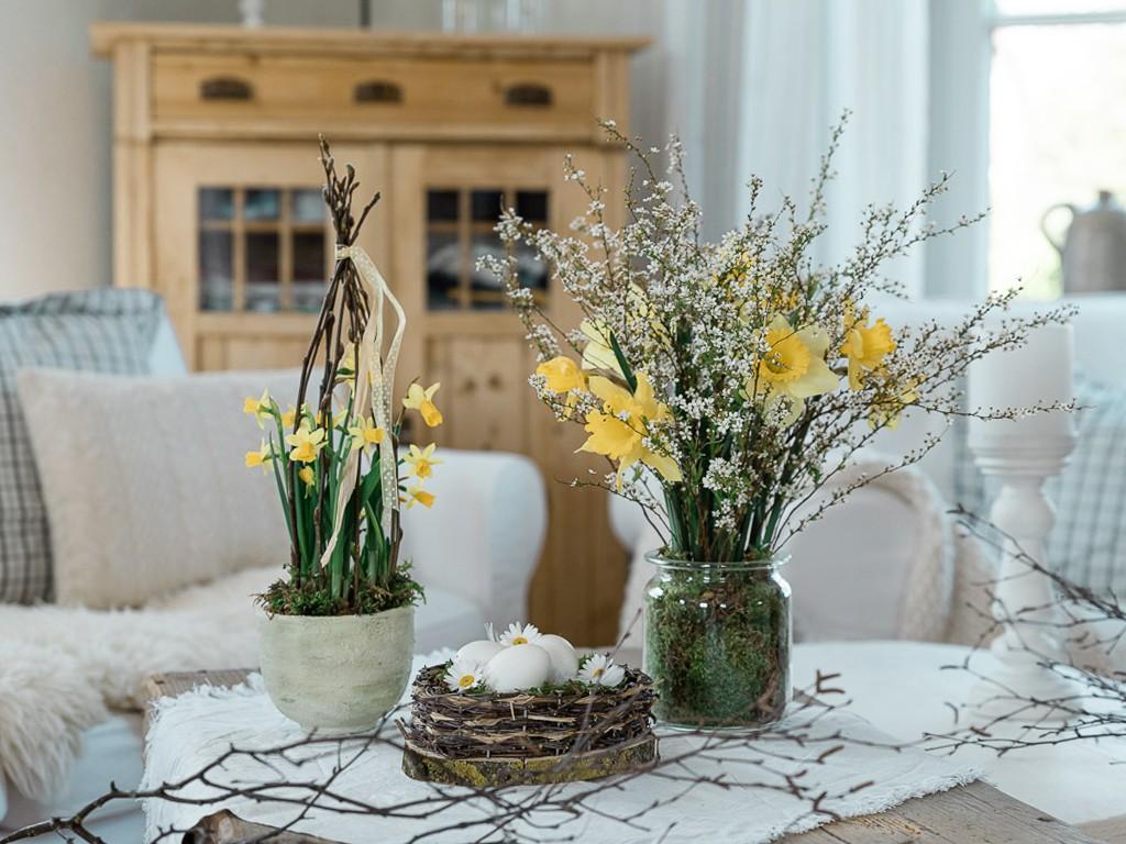 3 DIY Ideen für deine Frühlingsdeko [object object] Frühlings-Dekoglück während Corona: 3 kinderleichte DIY-Ideen zum selber machen fruehlingsdeko 3 diy ideen 22