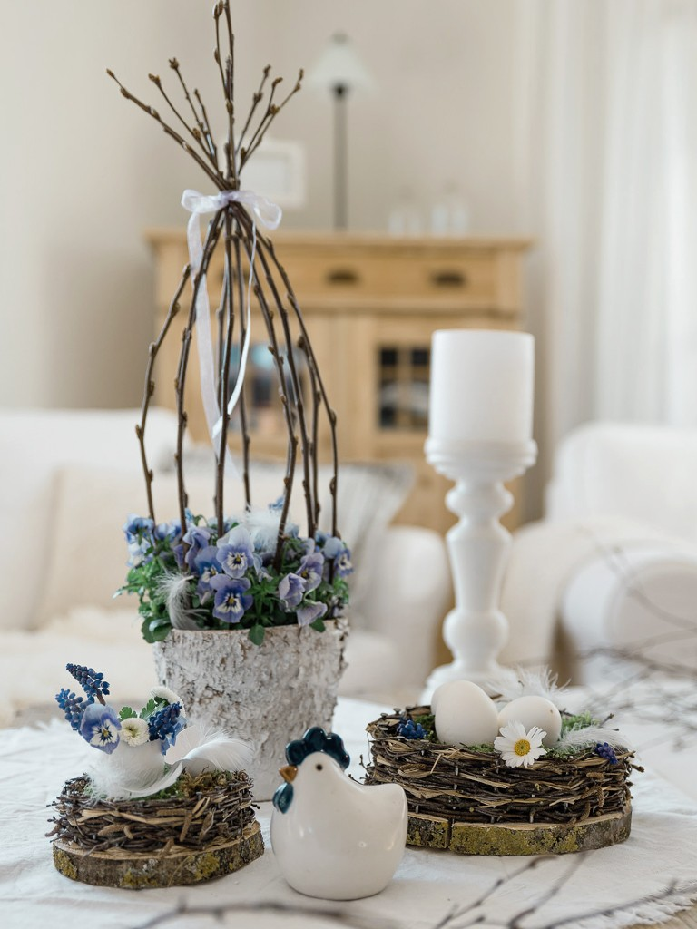 3 DIY Ideen für deine Frühlingsdeko [object object] Frühlings-Dekoglück während Corona: 3 kinderleichte DIY-Ideen zum selber machen fruehlingsdeko 3 diy ideen 55