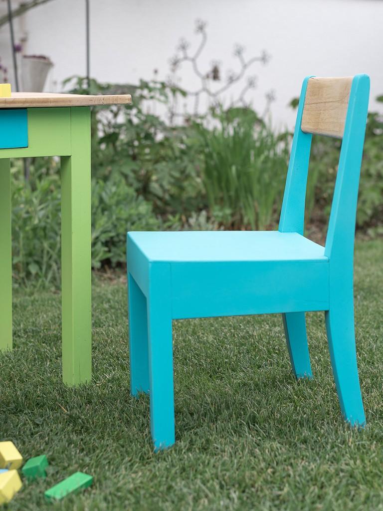 Möbel mit Lackspray lackieren