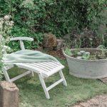 DIY: Miniteich in Zinkwanne anlegen